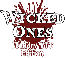 Wicked Ones for Foundry VTT Logo