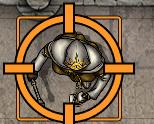 crosshair targeting indicator