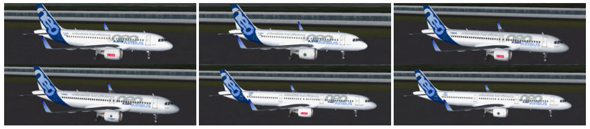 FlightGear forum • View topic - Airbus House Liveries [A319neo