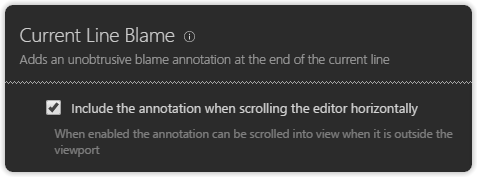 Allow scrolling to annotation setting
