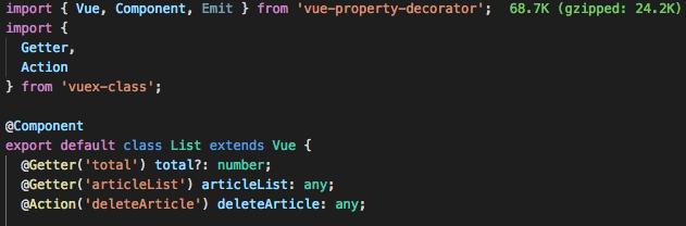 Font-End TypeScript