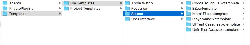 系统文件模板路径
