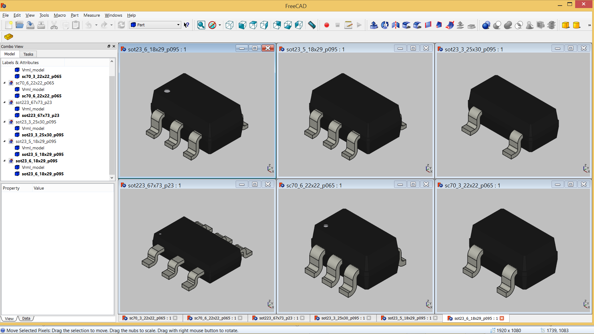 Device library proposal - Community - KiCad.info Forums