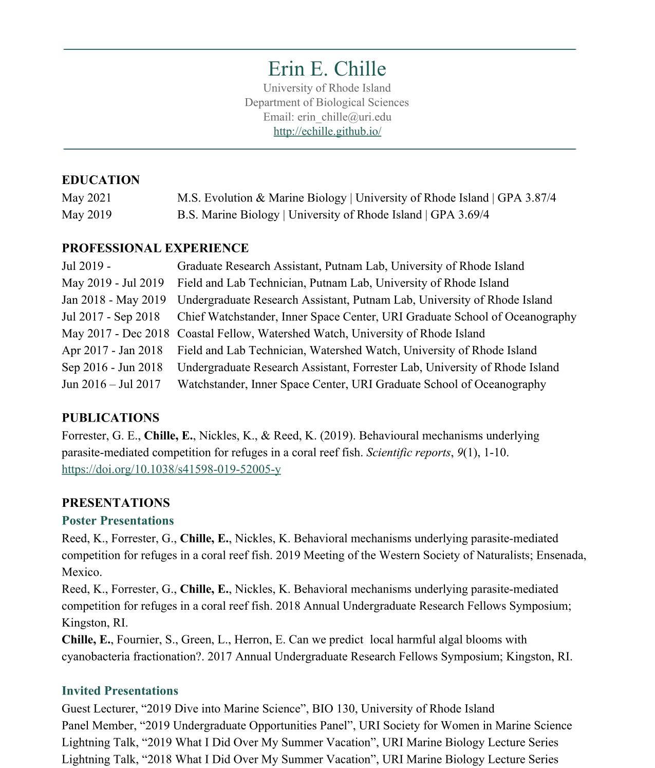 Chille_Erin_Curriculum_Vitaep1