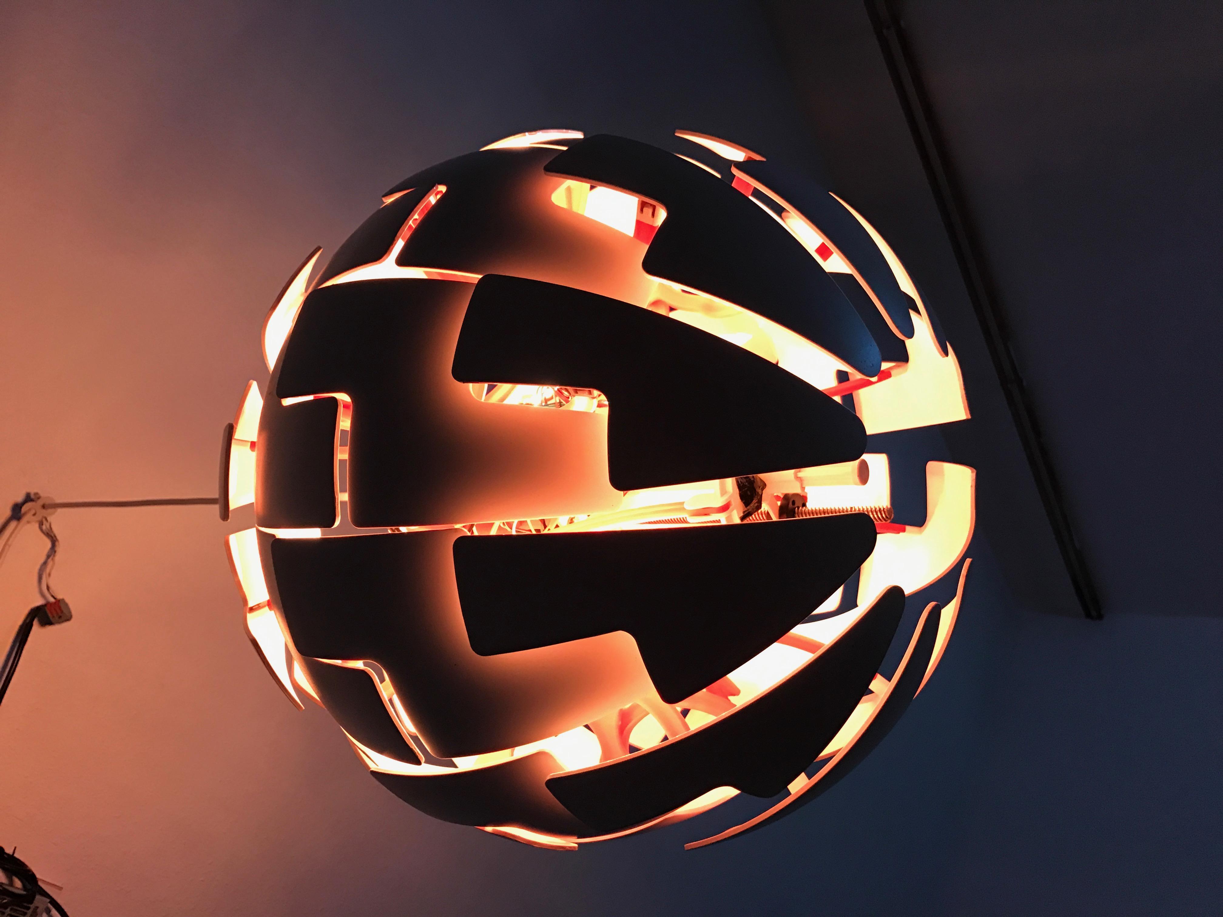 its a lamp - Ikea Lampe Ps 2014