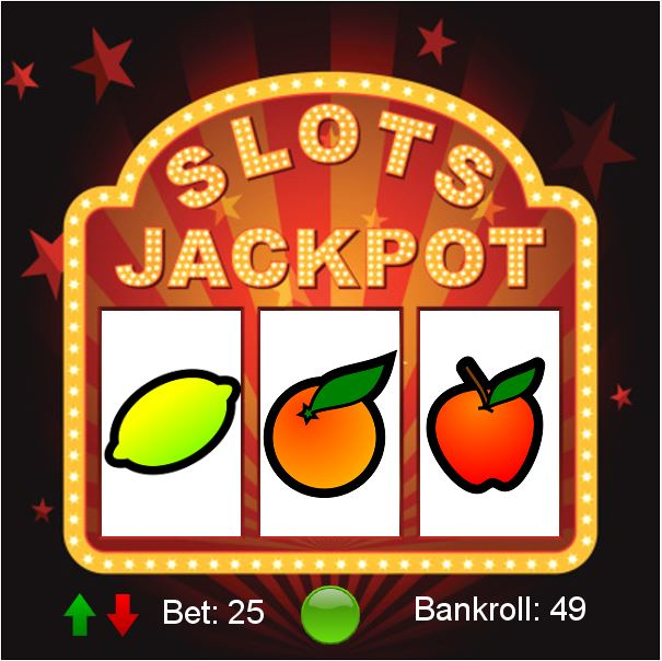 Slot Machine Java Code
