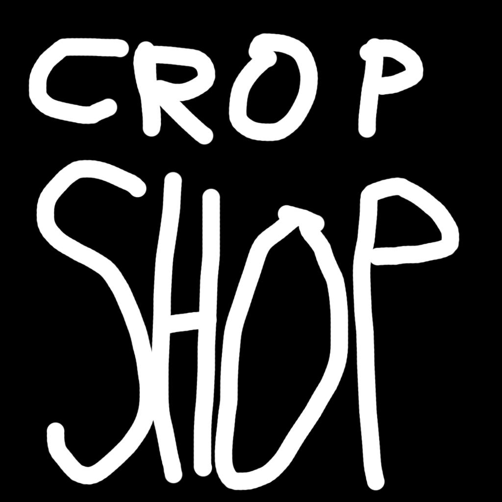 cropshop logo