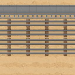 Rail texture