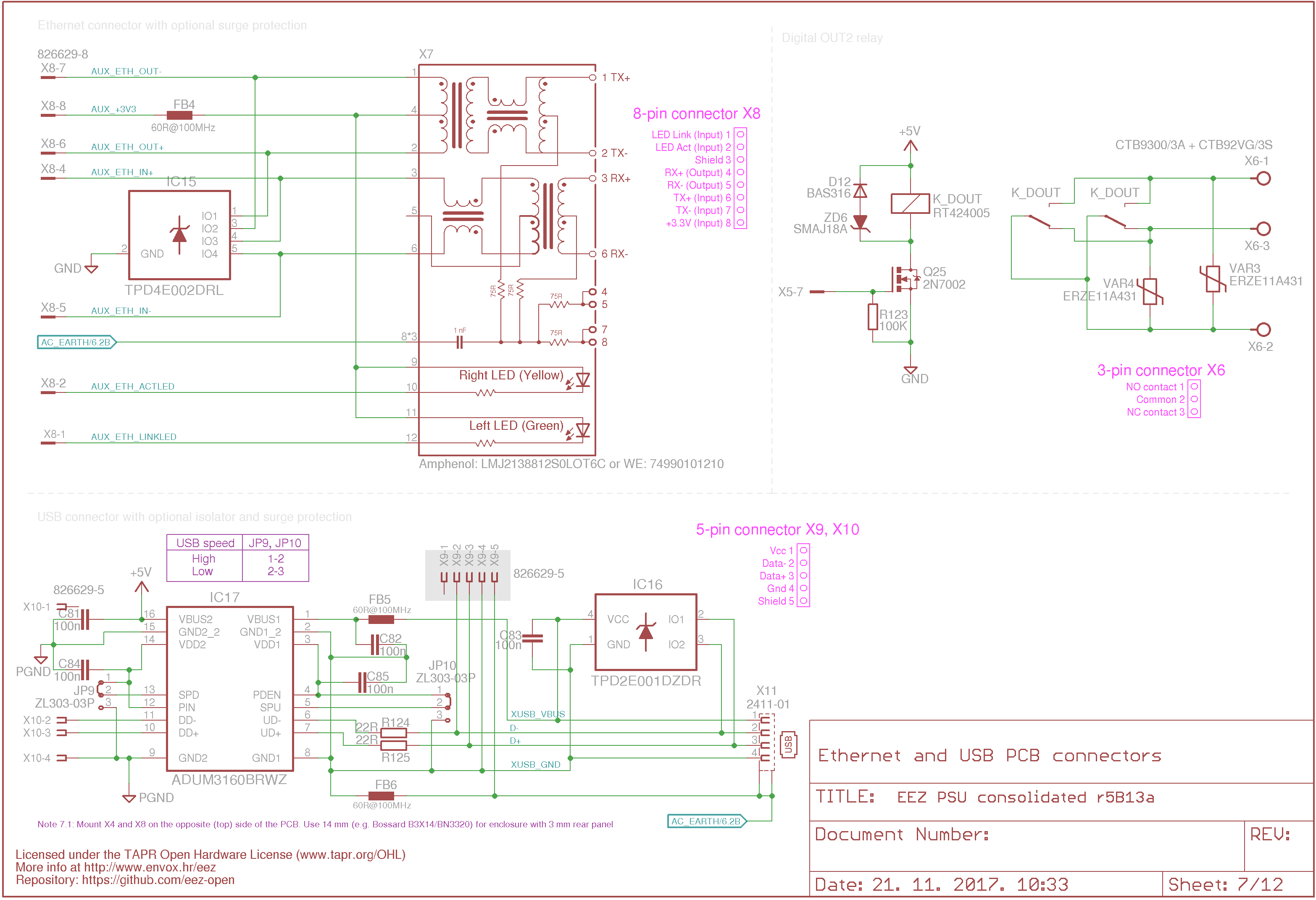 Usb Shield Ground Connection Page 2 X10 3 Way Switch Diagram It Seems That My Wiring Of And Gnd Is Almost Correct Ive Used A Ferrite Bead As Some Monkeys Suggested Somewhere Else