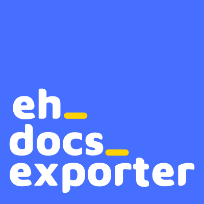 eh_DocsExporter's icon