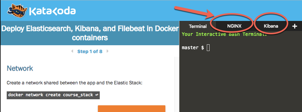 Collect logs & metrics from your app and Docker env by elastic