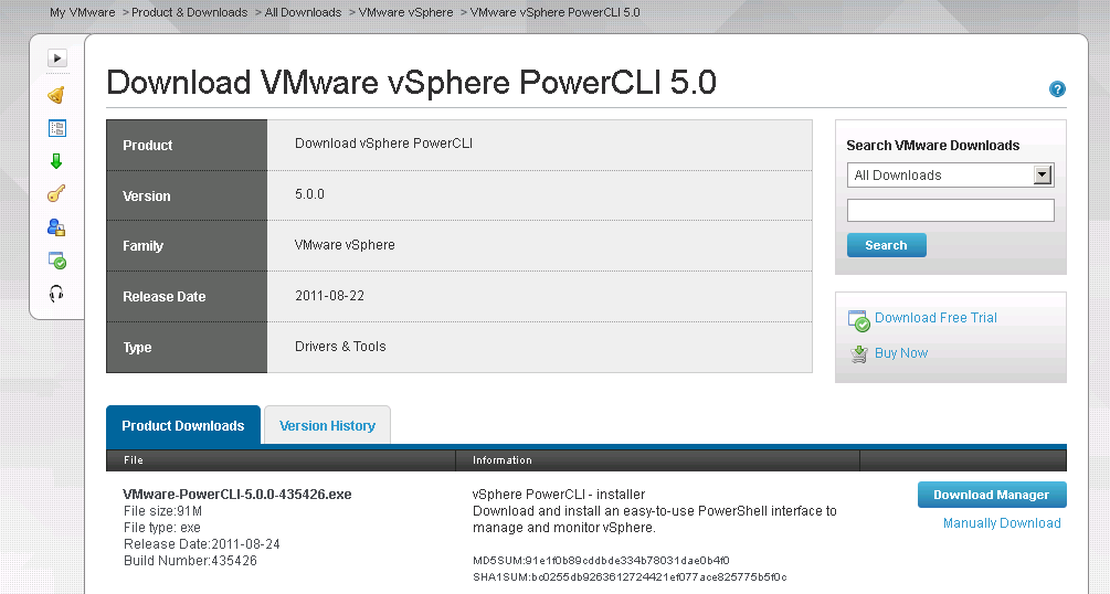 my vmware powercli VCAP5 DCA Objective 8.1 – Execute VMware Cmdlets and Customize Scripts Using PowerCLI