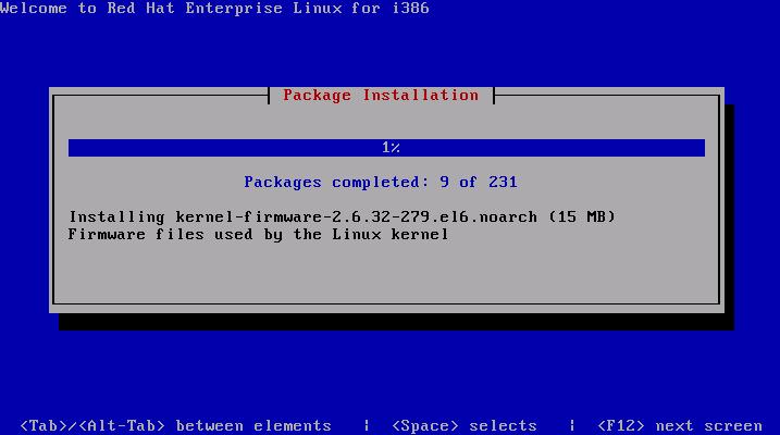package installing rhel6 install RHCSA and RHCE Chapter 1   Installation