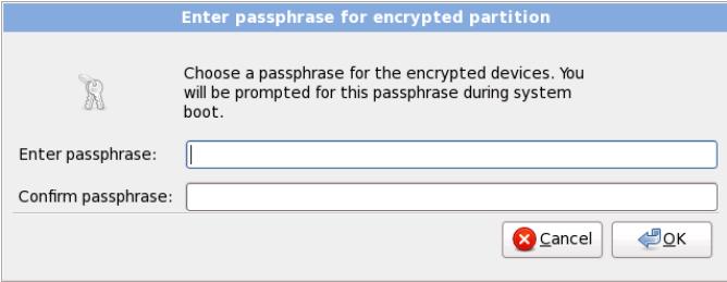 rhel6 install encrypted install RHCSA and RHCE Chapter 1   Installation