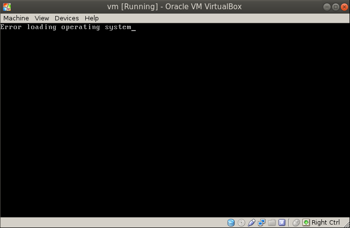 WIN Boot Error Migrating a VM from VMware Workstation to Oracle VirtualBox