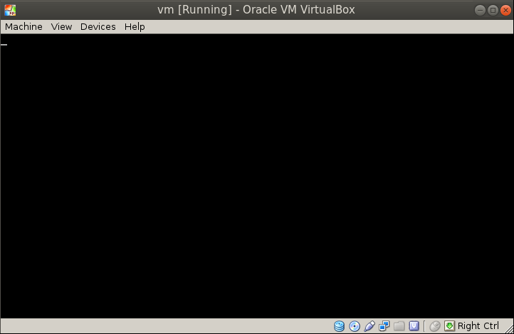 blank screen after fix boot Migrating a VM from VMware Workstation to Oracle VirtualBox