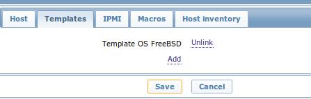 zabbix freebsd os template Monitor Different Systems with Zabbix
