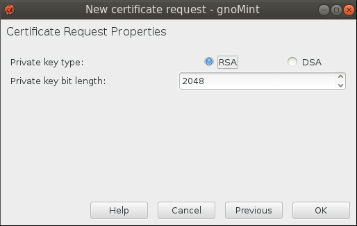 gnomint csr req enc Setup Your Own Certificate Authority (CA) on Linux and Use it in a Windows Environment