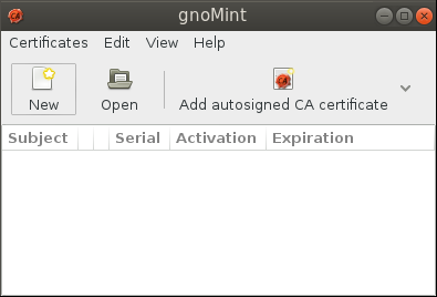 gnomint started Setup Your Own Certificate Authority (CA) on Linux and Use it in a Windows Environment