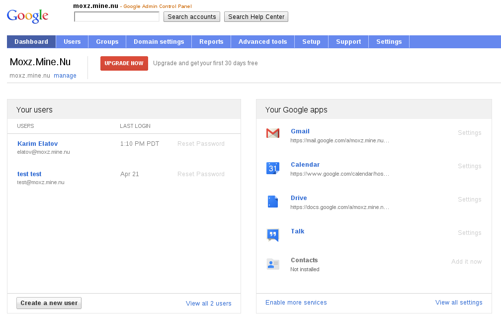 google apps dashboard Set up simpleSAMLphp as an IdP to be Used in an SP Initiated SSO with Google Apps