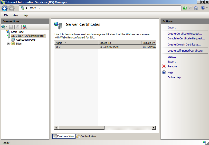 server certs 1 self signed Setup Your Own Certificate Authority (CA) on Linux and Use it in a Windows Environment