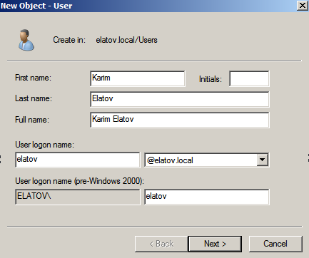 new user filled out Enabling LDAPS on Windows 2008 Active Directory Server