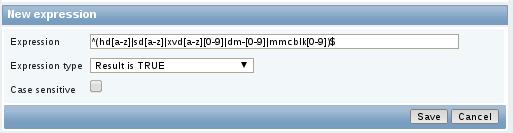 zabbiz reg expression create Monitor Disk IO Stats with Zabbix