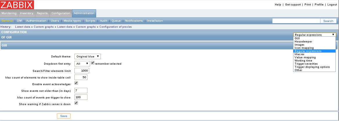 zabbiz reg expression g Monitor Disk IO Stats with Zabbix