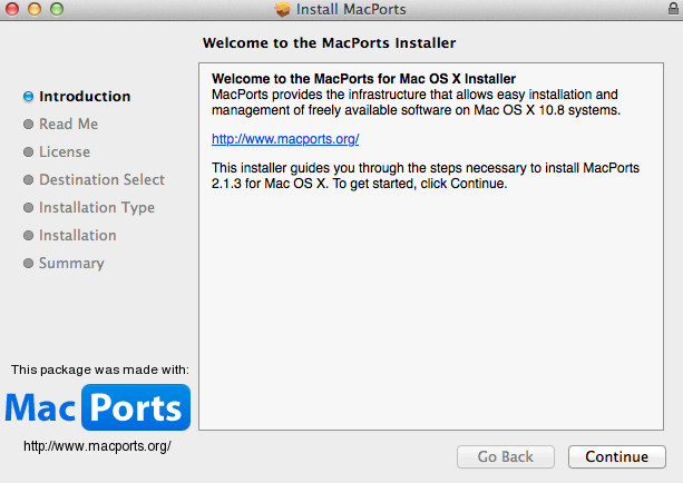 mac ports install Mount Various File Systems with Autofs on Mac OS X Mountain Lion