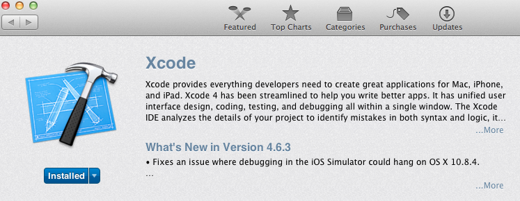 xcode install app store Mount Various File Systems with Autofs on Mac OS X Mountain Lion