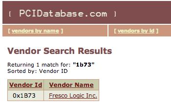 pci database Backing Up with Rsync to Pogoplug