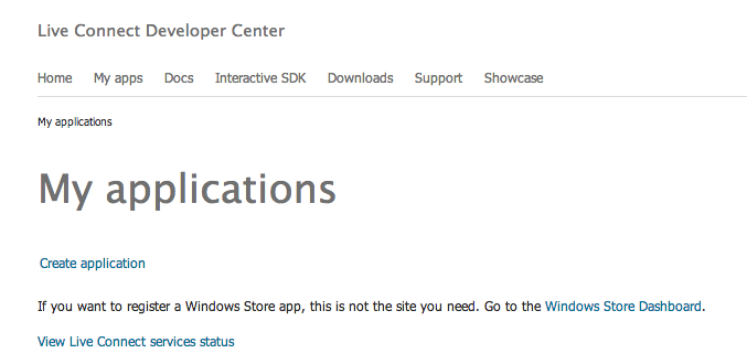 Live dev center my apps Syncing Files with Various Cloud Storage Solutions