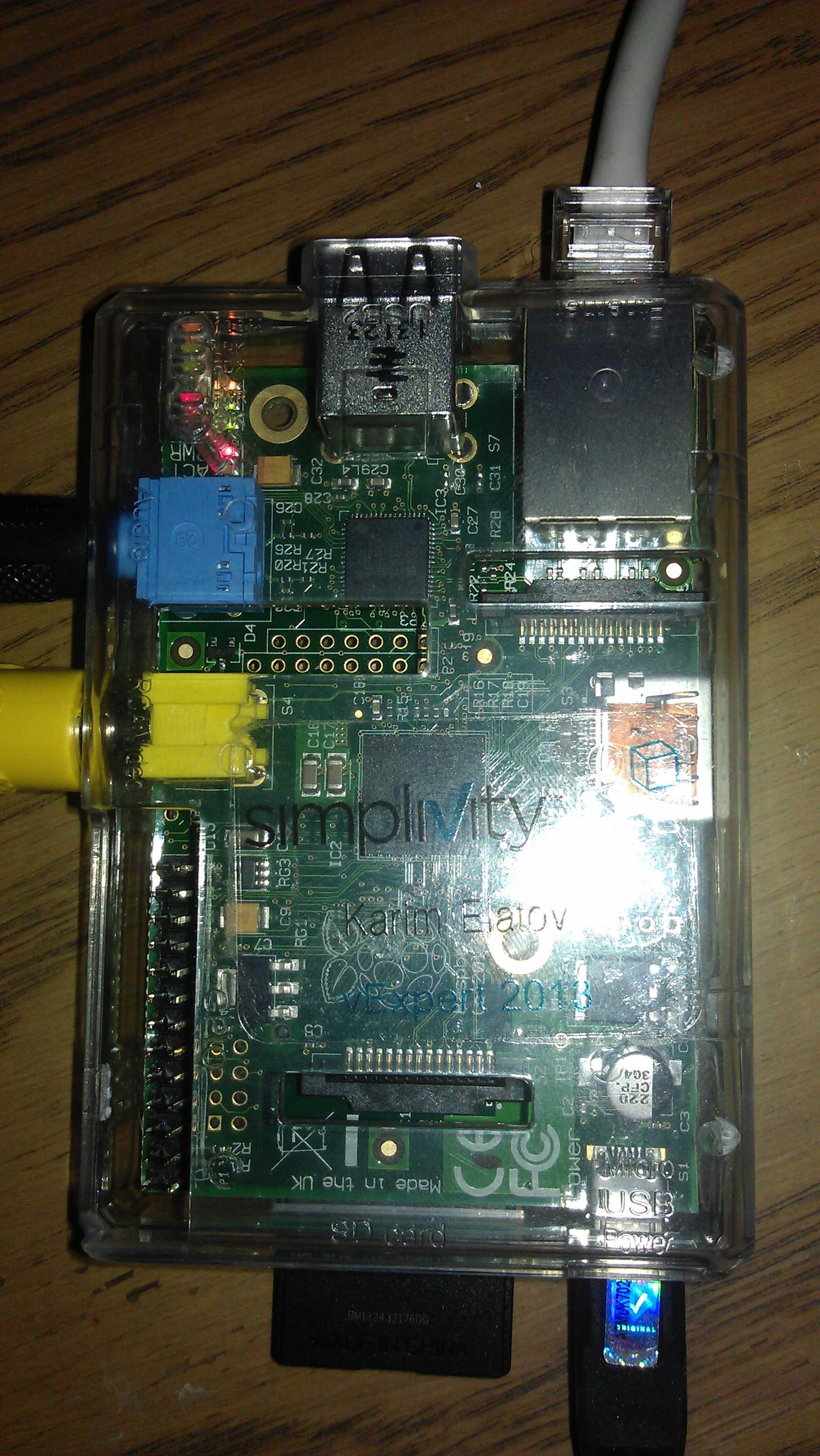 Rpi great OpenELEC on Raspberry Pi