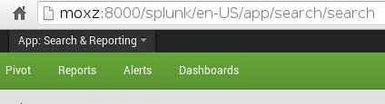 splunk url changed g Installing Splunk on FreeBSD