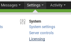 system license g Installing Splunk on FreeBSD