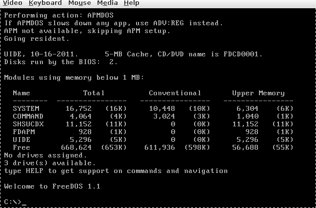 freedos booted Configure IPMI On SuperMicro Server and Monitor IPMI Sensors with Zabbix