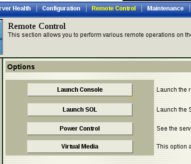 remote control tab ipmi Configure IPMI On SuperMicro Server and Monitor IPMI Sensors with Zabbix