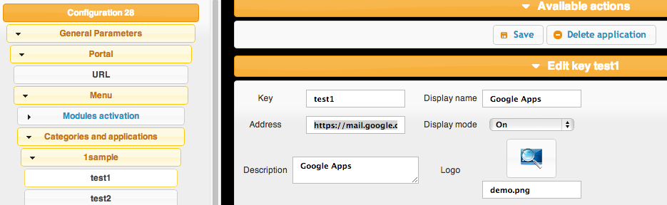 gapps application lemonldap ng LemonLDAP NG With LDAP and SAML Google Apps