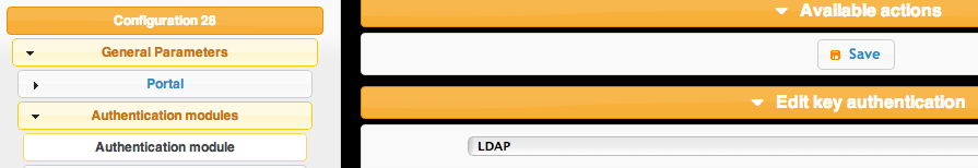ldap enabled LemonLDAP NG With LDAP and SAML Google Apps