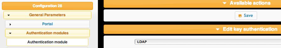 ldap enabled LemonLDAP NG With LDAP and SAML Google Apps
