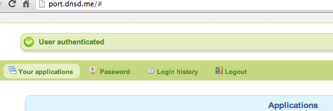 lemonldap auth portal LemonLDAP NG With LDAP and SAML Google Apps