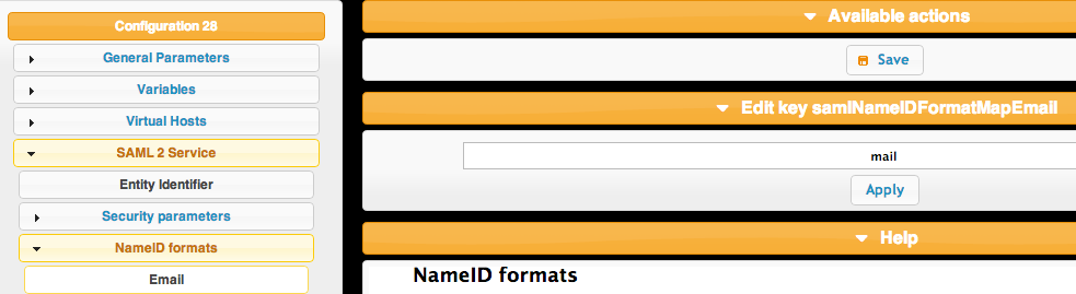 lemonldap mail email format LemonLDAP NG With LDAP and SAML Google Apps