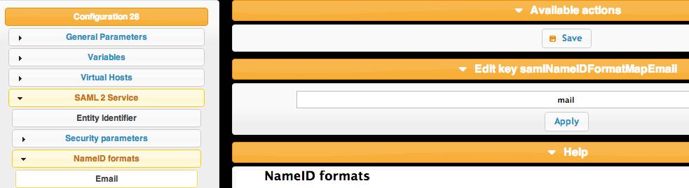 lemonldap mail email format LemonLDAP NG With LDAP and SAML Google Apps