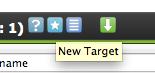 gsa new target button OpenVAS on CentOS