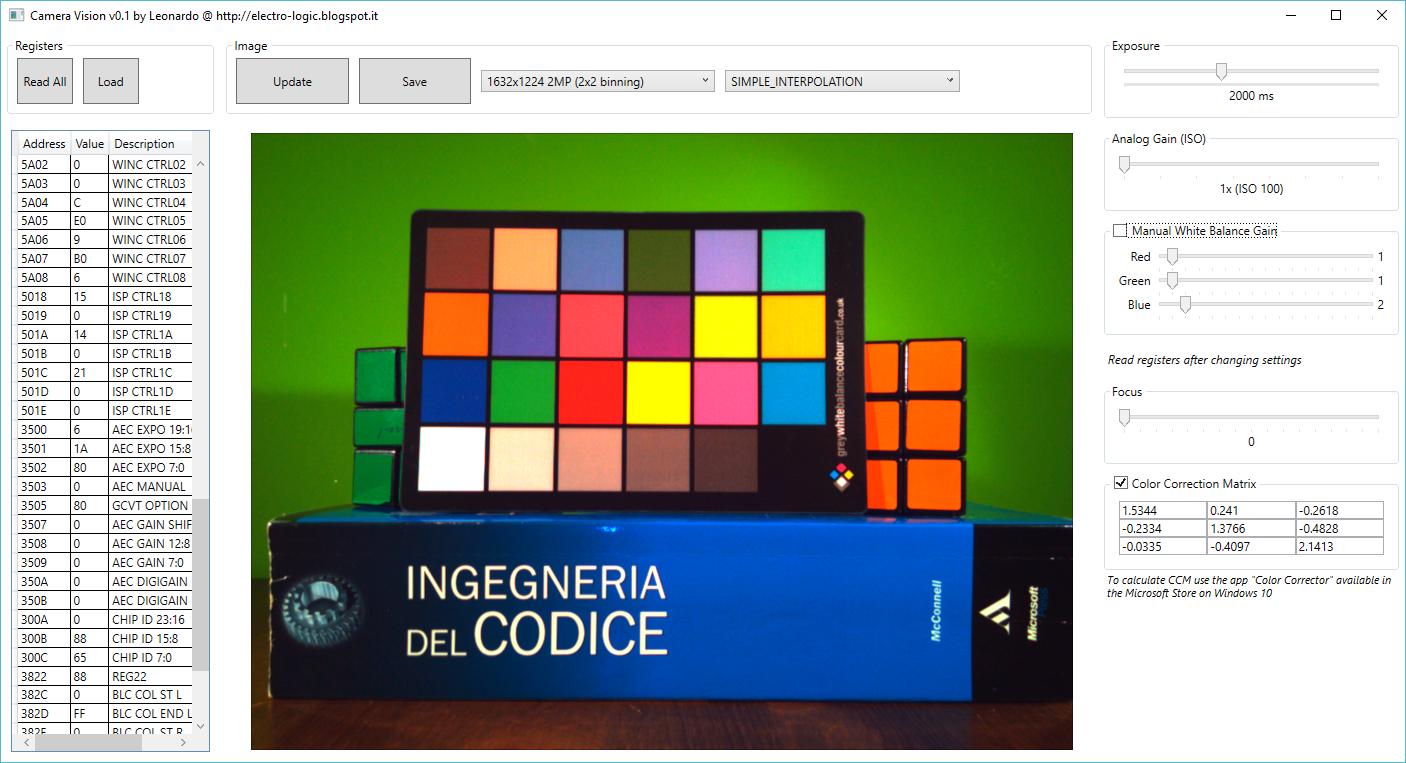 Intel Camera Sensor OV8865 Windows 8