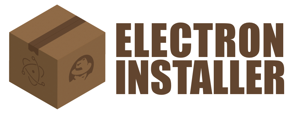 Electron Installer for Red Hat