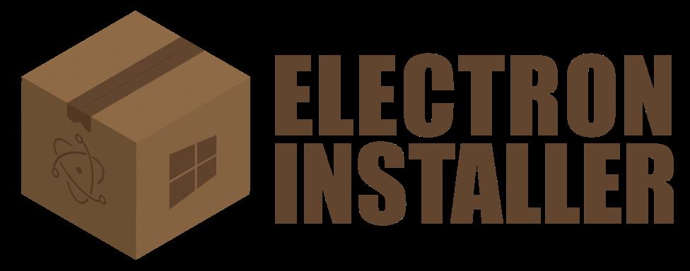 Electron Installer for Windows