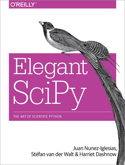 Elegant SciPy Cover
