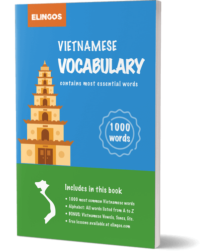 1000 Essential Vietnamese Vocabulary