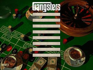 Gangsters error